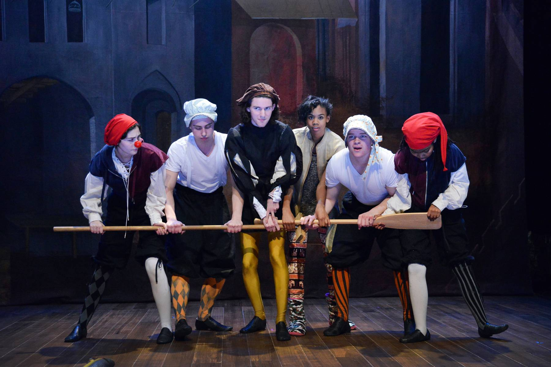 Company of Little Shakespeare Comedy of Errors