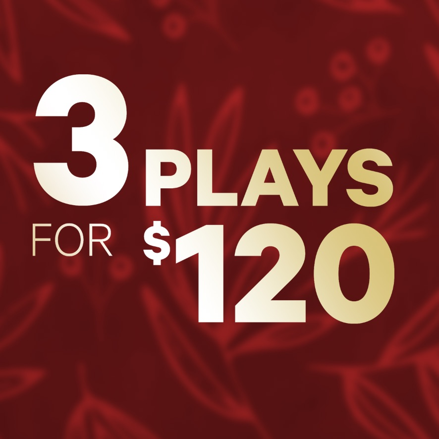 3 plays for 130