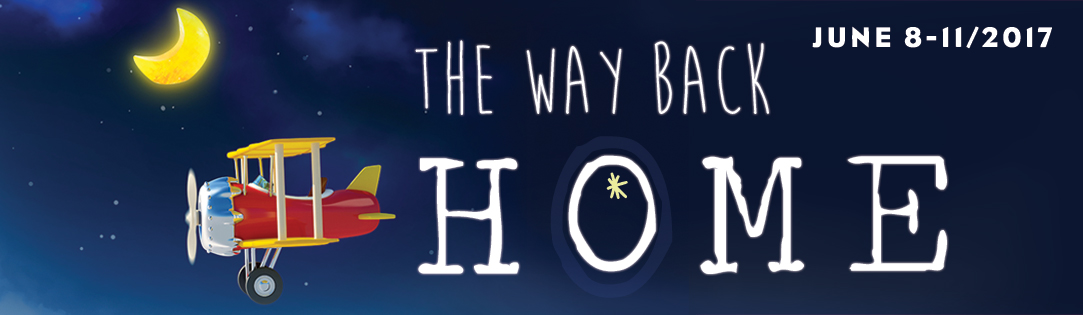 The Way Back Home Web Banner